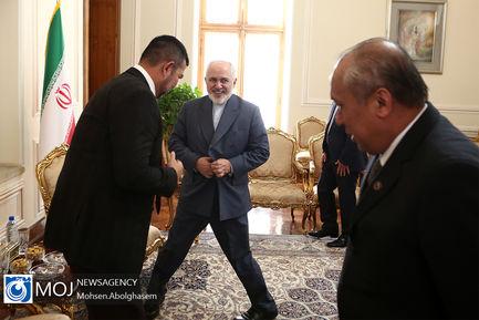 دیدارهای امروز (today) ظریف - ۲۶ آبان ۱۳۹۸