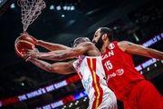 نتیجه دیدار بسکتبال ایران و آنگولا/ اولین برد ایران با غلبه بر آنگولا