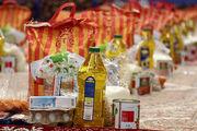 توزیع 400 بسته کمک معیشتی بین نیازمندان در نجف آباد