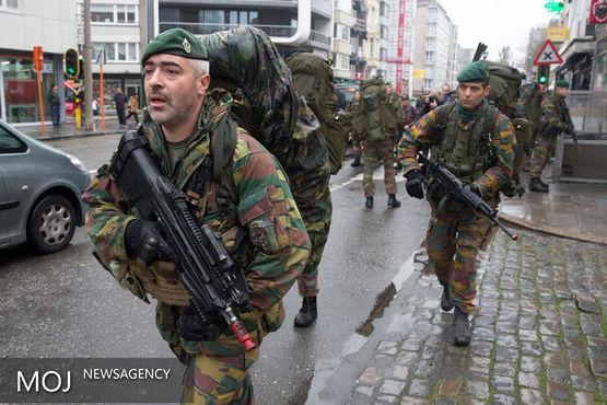 پلیس بلژیک در آماده باش کامل / داعش تهدید کرد