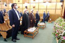 مراسم معرفی حاکم شرع جدید دیوان محاسبات کشور برگزار شد