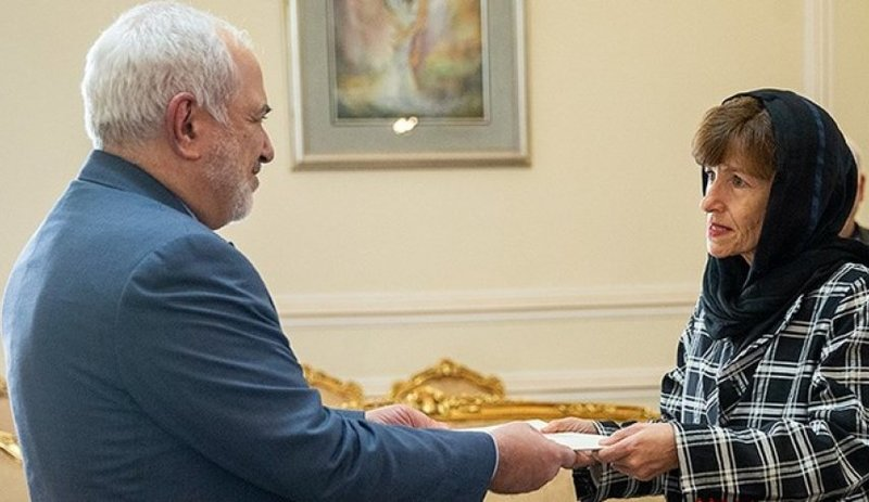 سفیر جدید استرالیا استوارنامه خود را تقدیم ظریف کرد