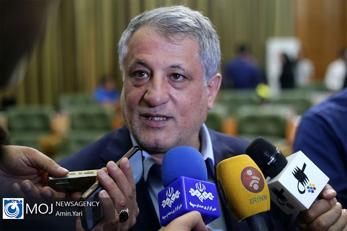 مراسم تحلیف شورای ششم شهر تهران ۱۷ یا ۱۸ مرداد برگزار می شود