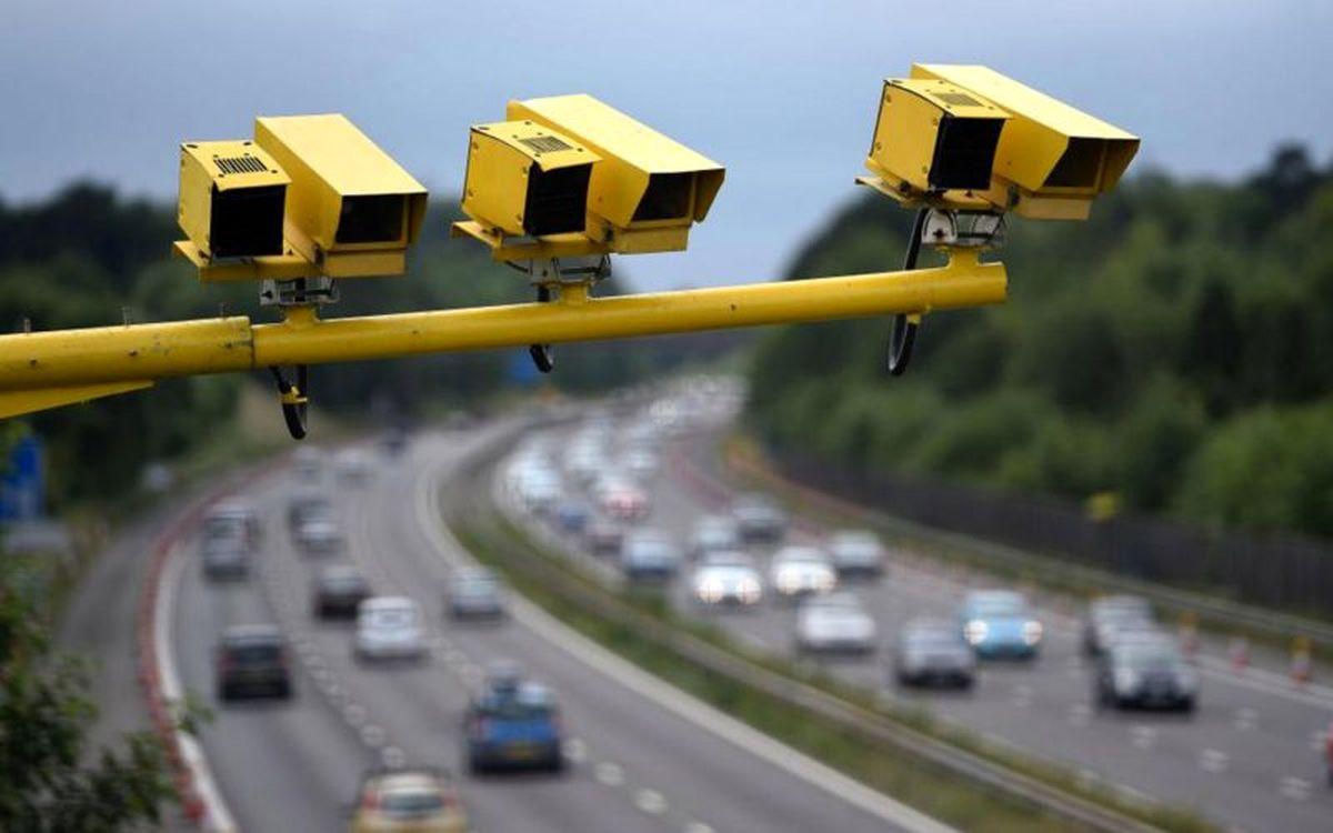 آمارثبت شده تخلفات سرعت در جاده های خراسان رضوی بیش از نیم میلیون بوده است