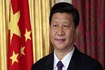 رئیس جمهور چین با هیات تجاری آمریکا ملاقات می کند