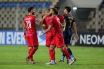 پخش زنده بازی الوحده امارات و پرسپولیس از شبکه سه سیما