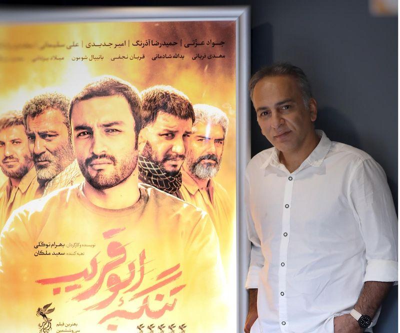 حمیدرضا آذرنگ: امیدوارم اختلاسگران با تماشای ابوقریب خجالت بکشند