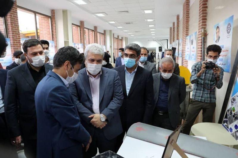 معاون علمی رئیسجمهور از ۵ طرح فناورانه سلامت در کرمانشاه رونمایی کرد