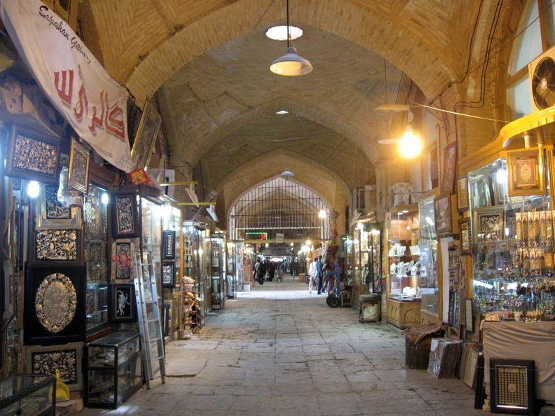 آغاز طرح انتظام بخشی و ساماندهی بازار بزرگ اصفهان