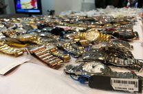 کشف محموله میلیاردی ساعت مچی های قاچاق در سمیرم / دستگیری یک نفر توسط نیروی انتظامی