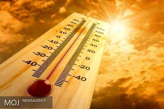 دمای خوزستان همچنان بر مدار ۵۰ درجه است