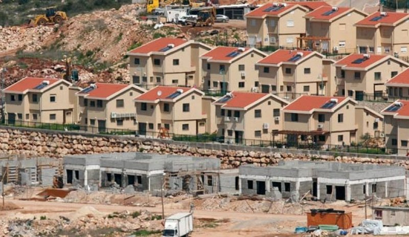 Zionist regime builds 46000 settlement units in West Bank