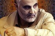 وجود سردار سلیمانی برای مقابله با شیاطین مشیت خدا بود