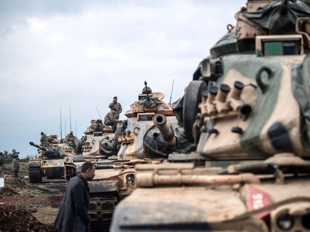 کشته شدن یک سرباز ترکیهای در ادلب