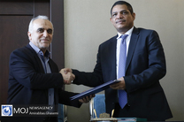 دیدار وزیر اقتصاد نیکاراگوئه با وزیر اقتصاد ایران