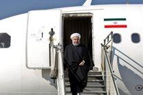 سفر انتخاباتی روحانی به خوزستان