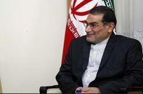 شمخانی به رئیس جدید ستاد کل نیروهای مسلح تبریک گفت