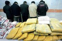 کشف یک تن و نیم مواد مخدر در هرمزگان/ دستگیری 50 سوداگر مرگ