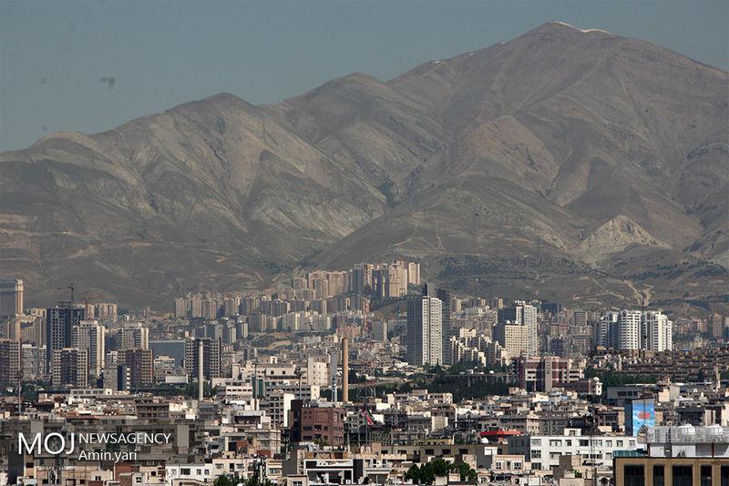 کیفیت هوای تهران ۱۲ تیر ۹۹/ شاخص کیفیت هوا به ۸۶ رسید