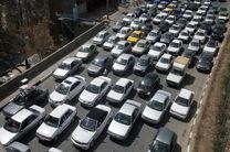 اعمال محدودیت ترافیکی در آزادراه تهران - کرج - قزوین