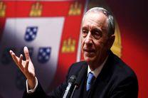 رییس جمهور پرتغال خود را قرنطینه کرد