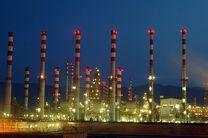 تولید روزانه ۱۲ میلیون لیتر بنزین یورو ۵ در پالایشگاه ستاره خلیج فارس