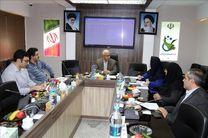 داوری طرح های سومین جشنواره ملی شتاب در پارک علم و فناوری گیلان