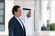 جزئیات دیدار ولیعهد امارات با عمران خان