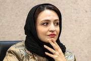 گلاره عباسی بازیگر فیلم سینمایی شهربانو شد