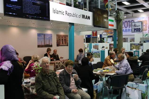 ایران جزو 10 منتخب برتر بورس گردشگری آلمان شد