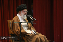 اعضای کنگره نقش شیعه در گسترش علوم اسلامی با رهبر انقلاب دیدارکردند