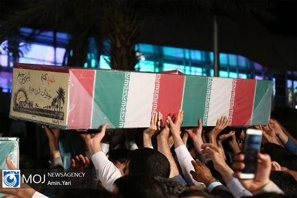 وداع با 150 شهید دفاع مقدس