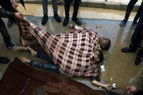 پیکر ۵ نفر از جانباختگان سیل شیراز تشییع شد