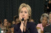 کلینتون در برآورد خطر بنغازی کوتاهی کرد