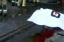 4 کشته و زخمی در تصادف تریلی حامل سوخت با پیکان