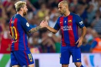ماسچرانو بازی بارسلونا مقابل بتیس را از دست داد