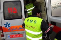 انجام 2295 مأموریت اورژانس و ارائه خدمات به 2352 مصدوم و بیمار در سطح استان