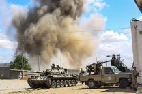 درگیری های لیبی، 121 کشته و حدود 600 زخمی برجا گذاشته است