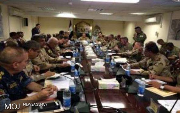 وزیر دفاع عراق نقشه های جنگ موصل را بازنگری کرد