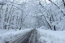 آغاز بارش برف و باران در مناطق غربی استان اصفهان / کاهش 5 درجه ای دمای هوا
