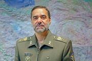 تبریک وزیر دفاع بابت انتصاب امیر واحدی به فرماندهی نیروی هوایی ارتش