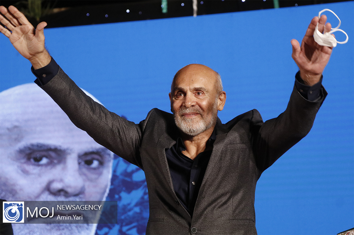 بزرگداشت جمشید هاشم پور در جشنواره فیلم های ورزشی
