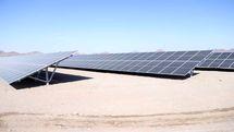 بهره برداری نیروگاه خورشیدی در کوشک/تولید 10 هزار مگاوات برق از انرژی های تجدید پذیر، هدفگذاری وزارت نیرو است