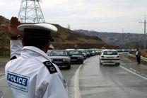 ترافیک روان در اکثر جادهها