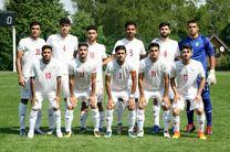 نتیجه دیدار تیم های  ملی جوانان ایران و نپال/  برد پرگل ایران