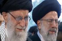 بازتاب اشک های رهبر انقلاب در سوگ سردار سپهبد قاسم سلیمانی در رسانه های بین المللی