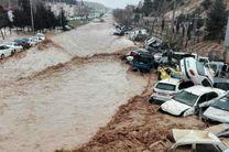 بارش شدید باران و وقوع سیل در شیراز، ۱۹ کشته و ۱۱۹ تن مصدوم برجا گذاشت