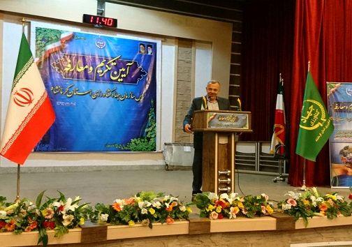 عرصه جهاد کشاورزی کرمانشاه در سه سال گذشته نمره قبولی گرفته است