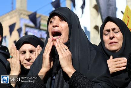 اجتماع+مردم+کرمانشاه+در+پی+شهادت+سردار+سلیمانی
