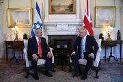 دست رد بوریس جانسون بر سینه نتانیاهو درباره ایران